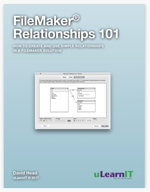 FileMaker Relationships 101